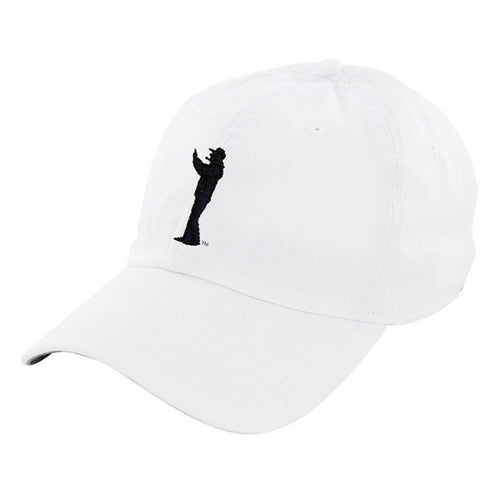 Ahead Classic Hat Bo Sil - White