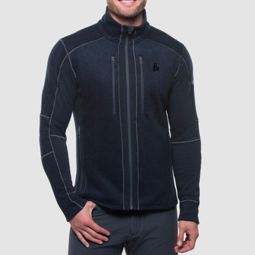 Bo Sig KÜHL Interceptr 1/4-Zip - Mutiny Blue