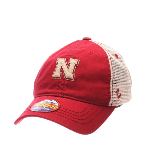 UNL Youth Summertime Hat - Red