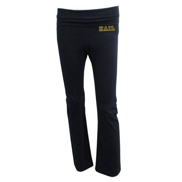 Hail Yoga Pants - Black