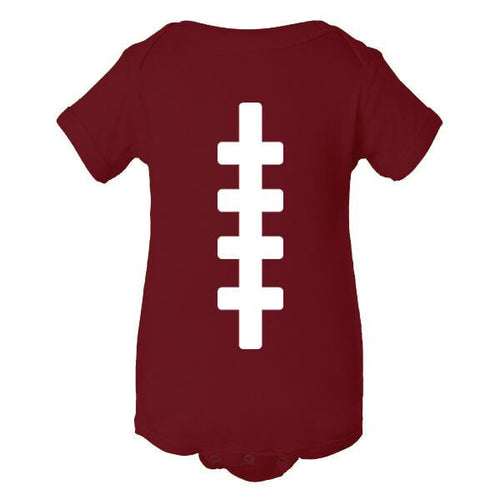 Indiana University Hoosiers Football Infant Creeper - Garnet
