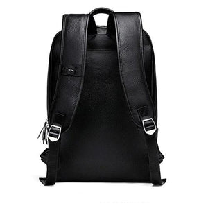 High quality leather backpack-Backpack-Pragmatic Travel Avenue
