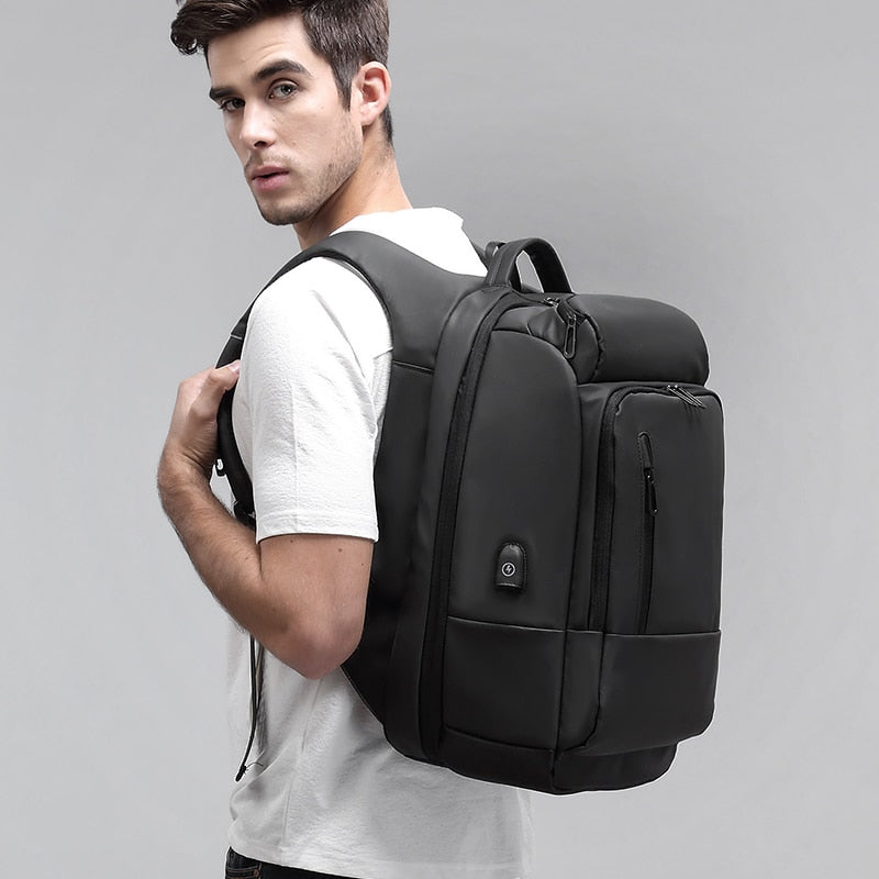 Waterproof business backpack-Backpack-Pragmatic Travel Avenue