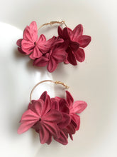 Load image into Gallery viewer, Nenufar Earrings Pink