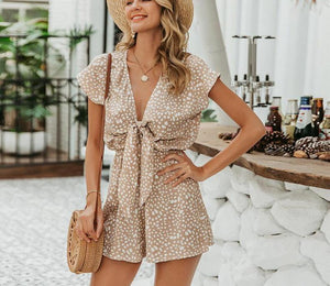 Amelie Short Jumpsuit