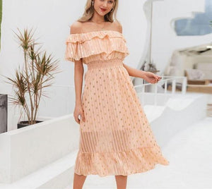 Samantha Long Dress
