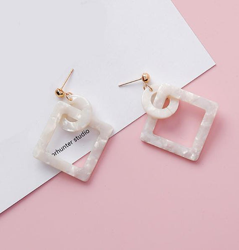 Cubic Earrings