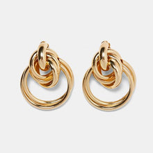 Load image into Gallery viewer, Cleo Earring Gold