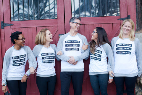 Every Tribe Unisex Lightweight Sweater