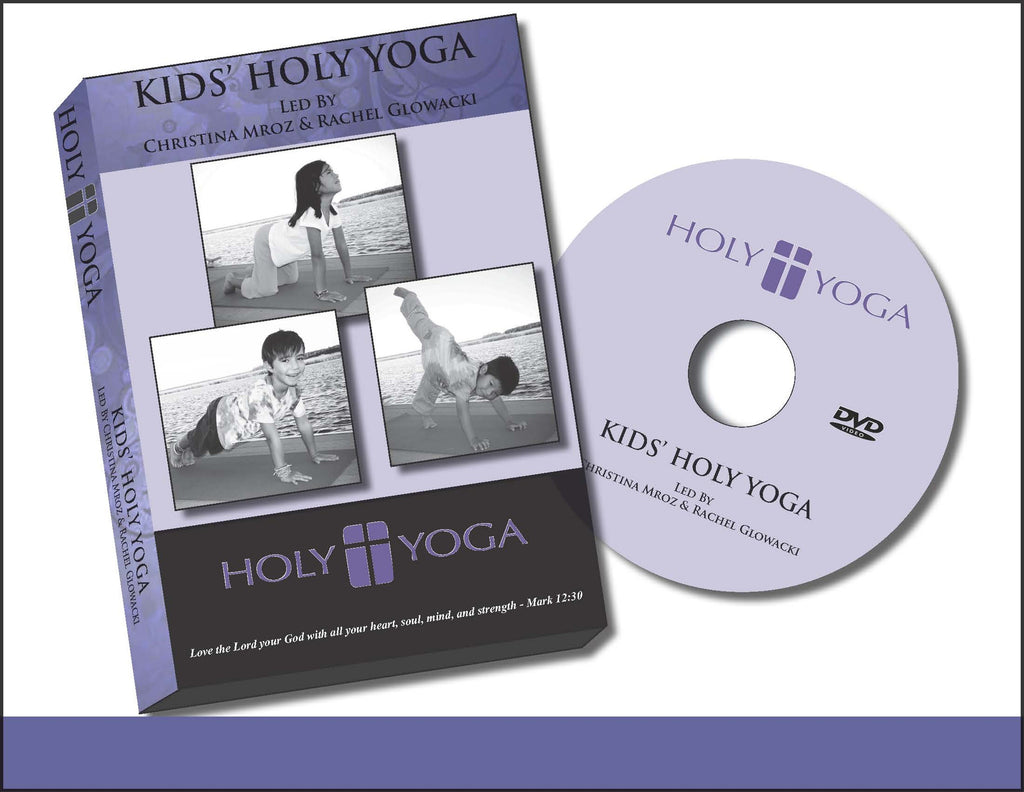 Kids' Holy Yoga DVD