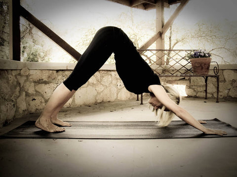 Holy Yoga Anatomy Call: Downward Facing Dog