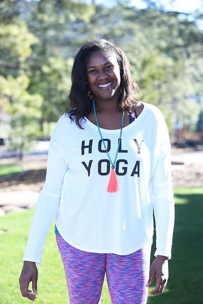 September promotion-Womens Holy Yoga Flowey