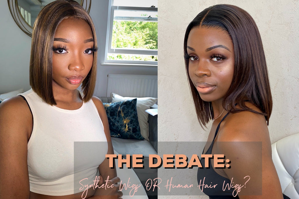Synthetic Wigs or Human Hair Wigs?