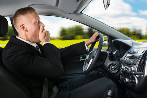 Driving tired can be just as dangerous as driving drunk