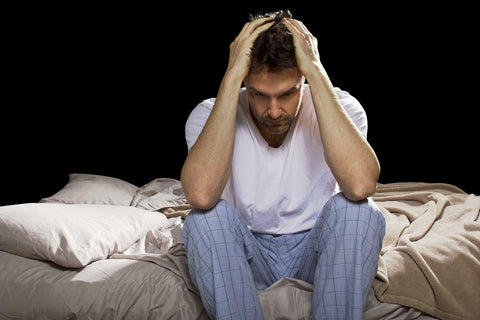 Lack of sleep can have a serious impact on mental health
