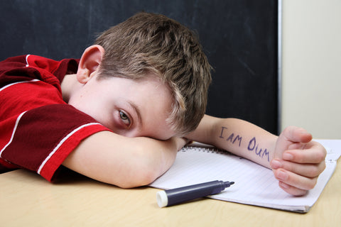 Sleep deprivation causes similar symptoms to ADHD