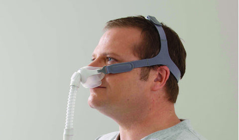 F&P Pilairo Q™ Nasal Pillows Mask