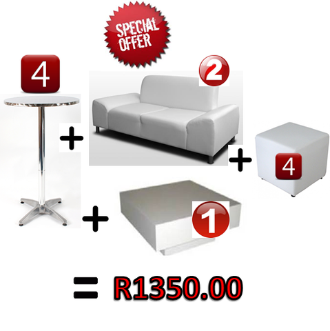 Mac style hire pty ltd for Cocktail tables to hire in cape town