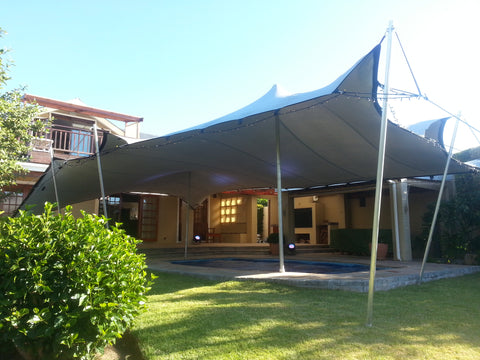 & Bedouin / Stretch Tent Hire | Mac Style Hire Pty Ltd