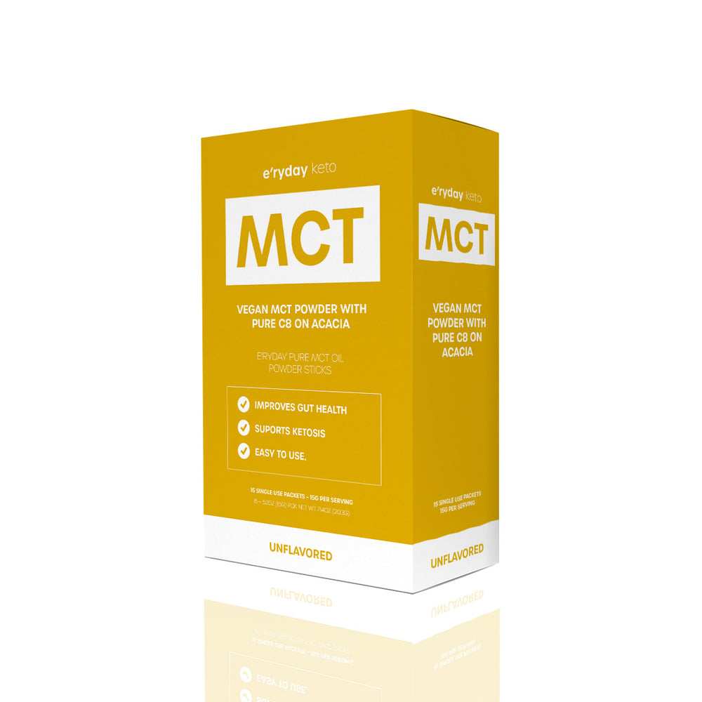 e'ryday Pure MCT Oil Powder C8