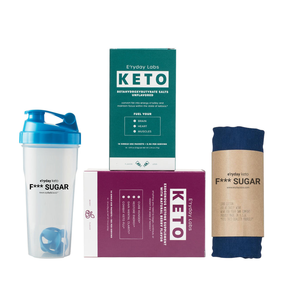 Bullet Proof Keto Jump-Starter Bundle