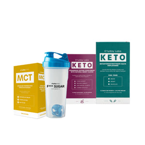 Keto Super-Charge Kit + SPECIAL OFFER: Free Gifts $49 Value