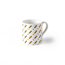 Load image into Gallery viewer, Lines on White Mug