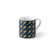 Load image into Gallery viewer, Lines on Teal Mug
