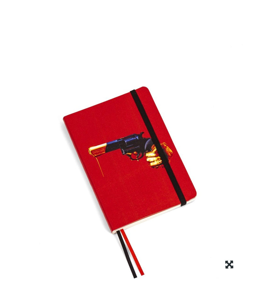 Seletti Revolver Notebook