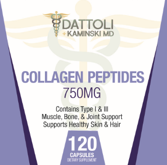 Collagen Peptides 750 MG