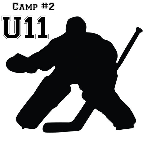 U11 Goalie Aug.24-28 Co-ed on-ice 3030 Hockey Mark Messier Arena 2:00pm-3:00pm + off-ice Dangler Academy 3:15pm-4:00pm Tudor Glen Field house, Servus Place