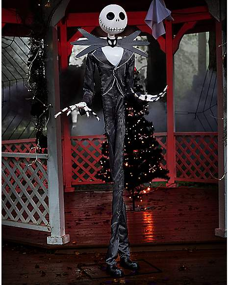 Jack Skellington Animatronics Decorations