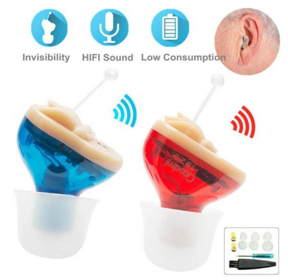 🔥The Second Set ONLY $2.99 🔥Invisible Nano Hearing Aid