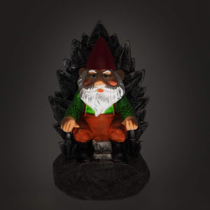 Brown Garden Gnome
