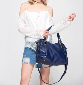 Women Handbag Leather Bags