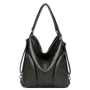 Multifuction Leather Bags