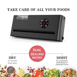 Free shipping semi-industrial vacuum Sealer VS06