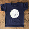 Glow in the Dark Moon T-shirt