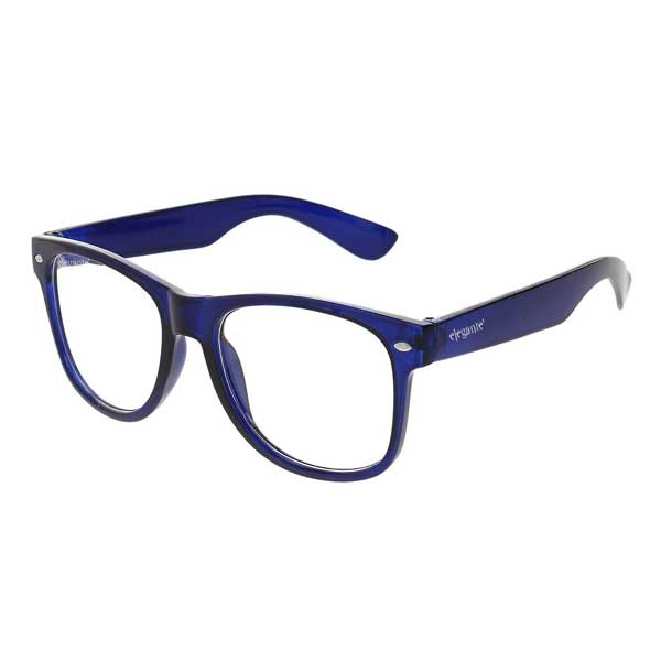Elegante UV 400 & Anti-Glare Wayfarer Blue Sunglasses for Men - diabazaar.com