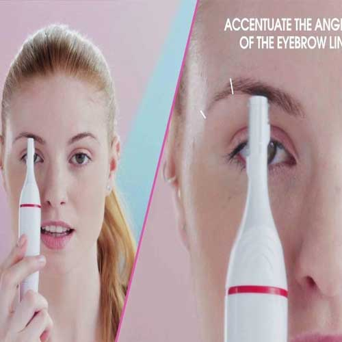 Sweet Sensitive Touch Electric Trimmer Hair Remover For Women - diabazaar.com