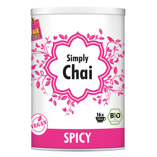 Simply Chai Spicy BIO 250 g
