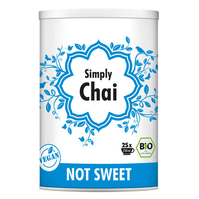 "Simply Chai ""Not Sweet"" BIO 125 g"