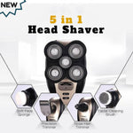 CloseTouch 5 in 1 Head Shaver - yoyocenter