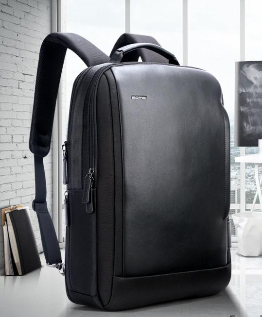 Leather Anti-Theft Luggage Backpack - Ring to Perfection
