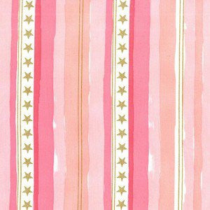 Sarah Jane, Magic, Stars and Stripes in Pink Metallic - 83 West Studio, Inc.