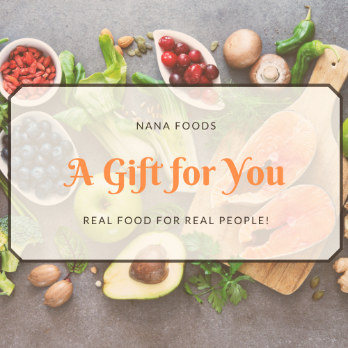 Nana Foods Gift Card