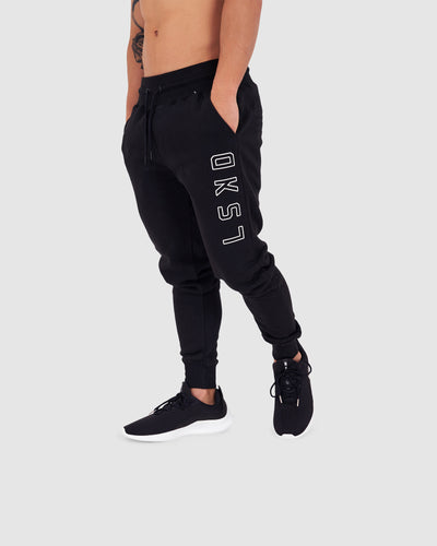 Tidy Trackpant - Black