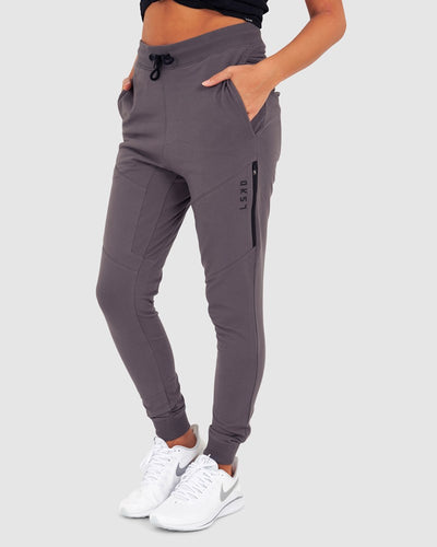 Unisex Rep Jogger - Warm Grey