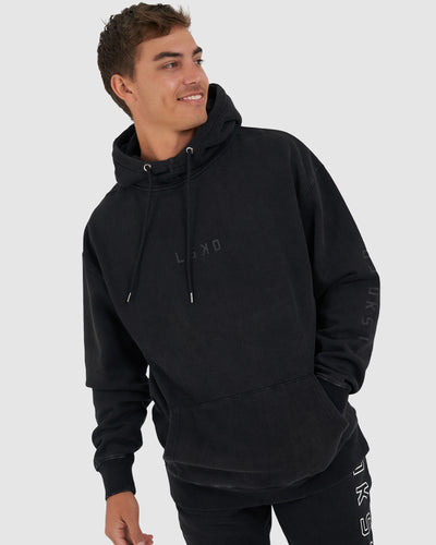 Connivance Pullover - Black Acid