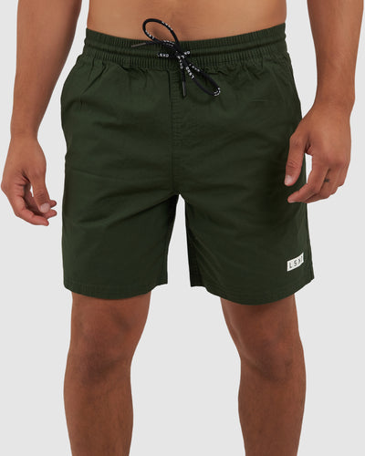 Daily Short - Deep Olive